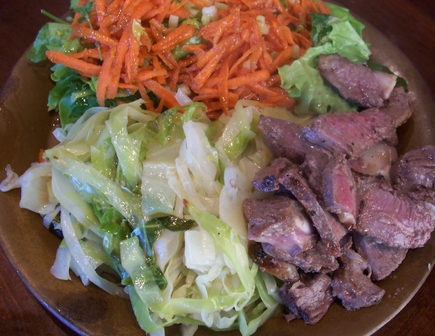 beef-cabbage-salad