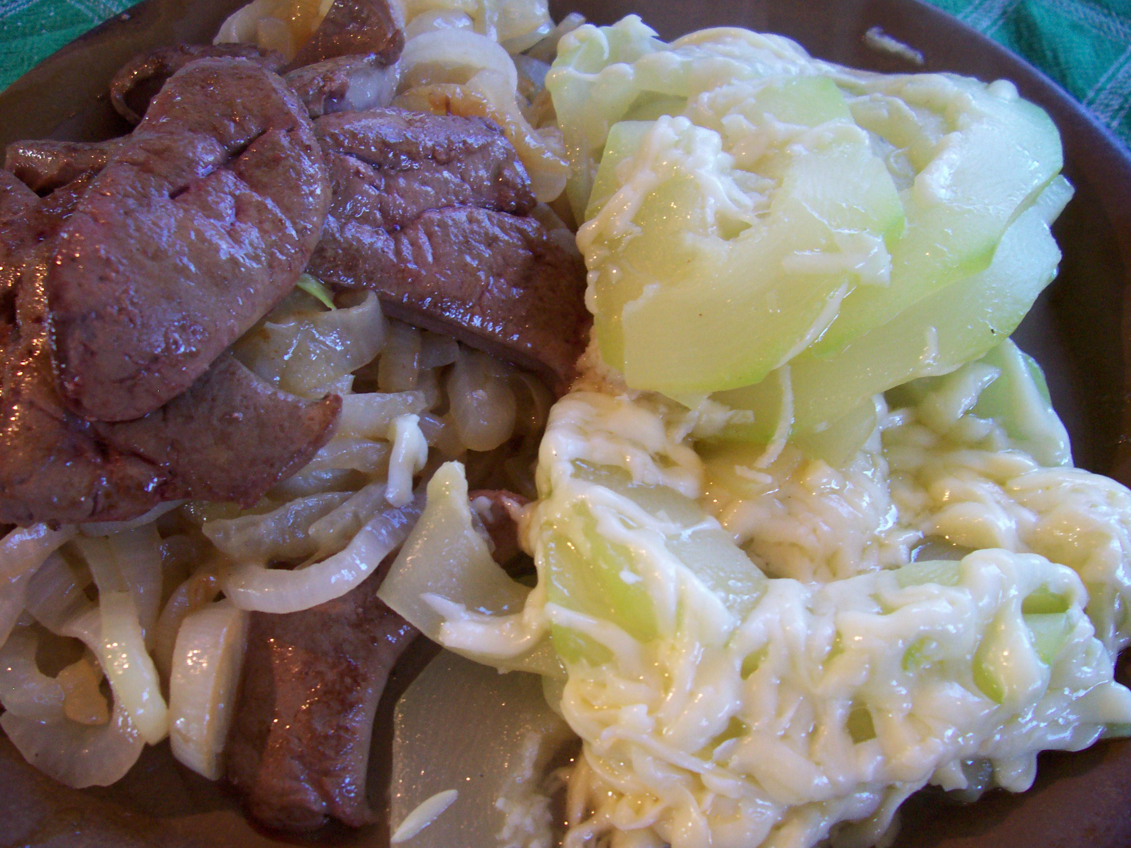 liver and onions Liver and Onions