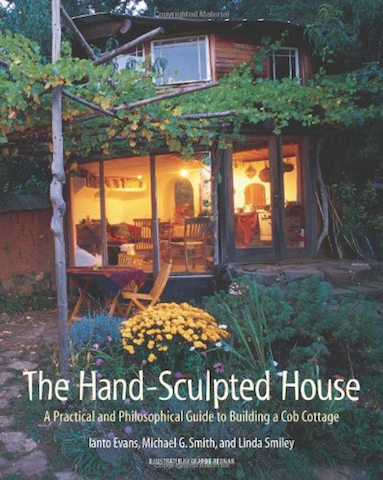 hand sculpted house GO BOX Storage Donates More Books