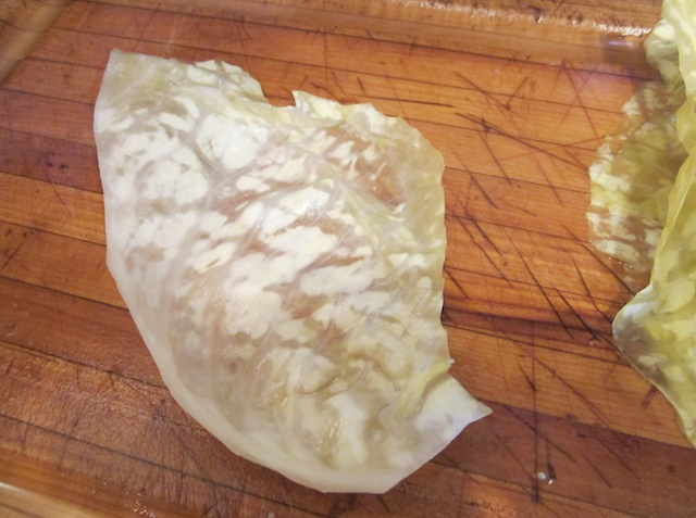 how to make sour cabbage heads