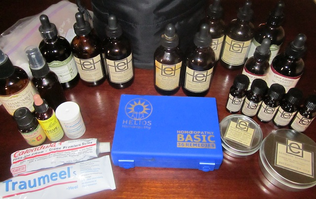 medical kit Healthy Household: Homemade Medical Kits