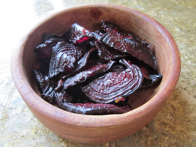 beet chips 5 Seasonal Foods: Beet Chips