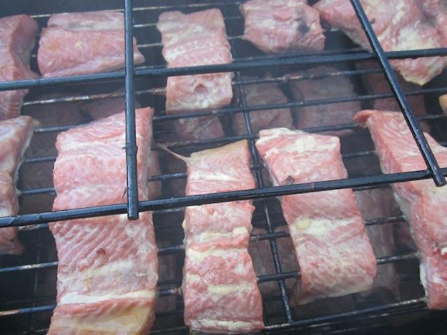 smoked sockeye 3 Seasonal Foods: Smoked Sockeye Salmon