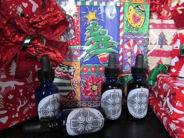 ek thieves oil Homemade Christmas: Easy Thieves Oil