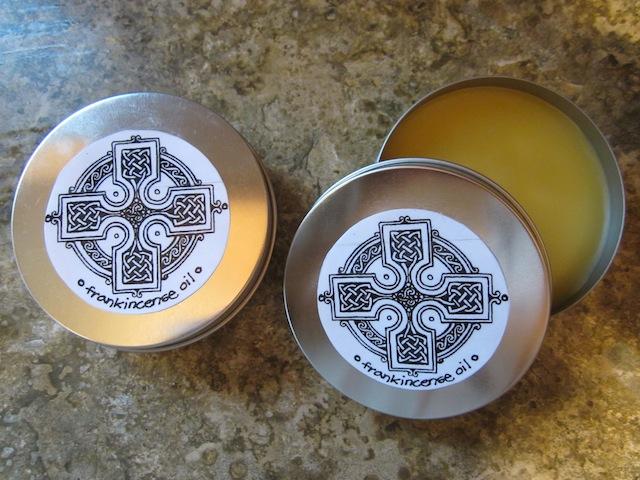 frankincense oil Homemade Christmas: Frankincense Oil and Frankincense Salve