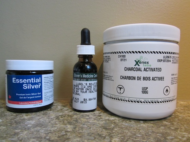 ek charcoal Healthy Household: Activated Charcoal and Infections