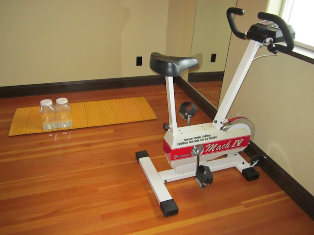 optional exercise equipment Healthy Household: Fast Exercise