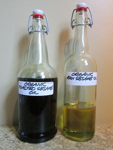 sesame oils Marys Oil